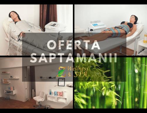 Oferta Saptamanii cu cavitatie doar la Z – Wellness & SPA