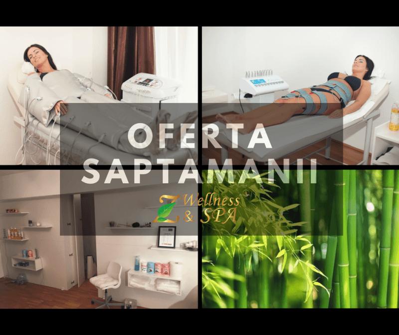 Oferta Saptamanii cu cavitatie doar la Z - Wellness & SPA